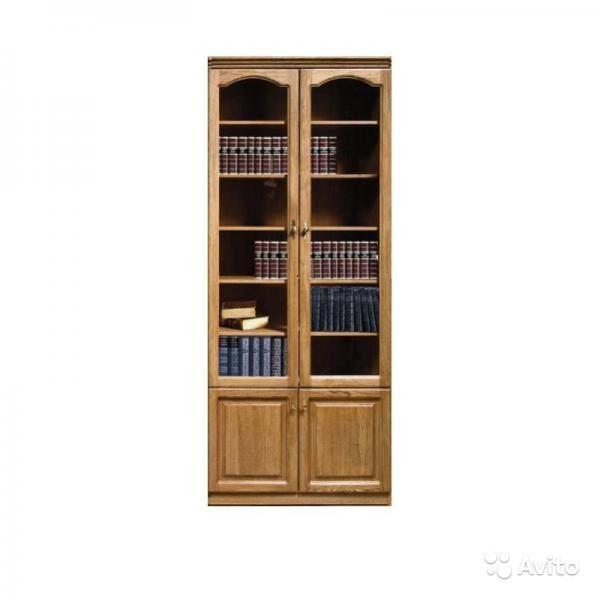 Белорусская мебель - шкаф для книг гм 2311.